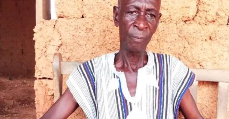 Police made me stand in the sun for 5hrs for not wearing face mask – 90year-old-man