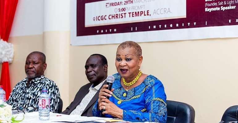 Working with Rawlings was tumultuous — Joyce Aryee eulogises