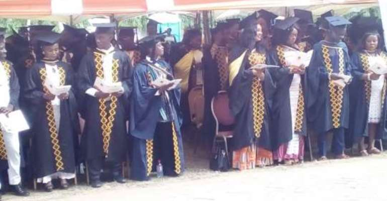 AUCC Graduates Urged To Make A Difference