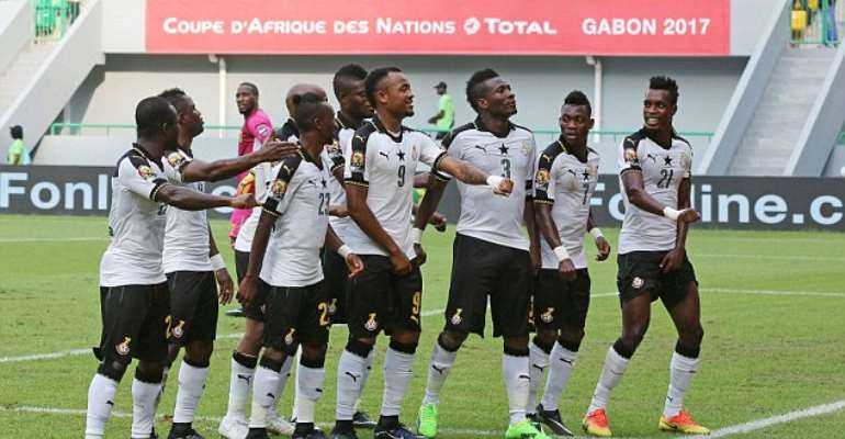 AFCON 2017: Ghana Vice President Dr. Bawumia calls for support for Black Stars in Congo DR clash