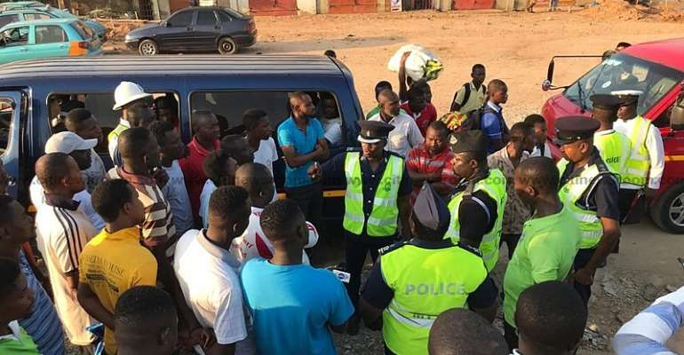 25 Drivers Grabbed For Breaking Traffic Offenses Spared