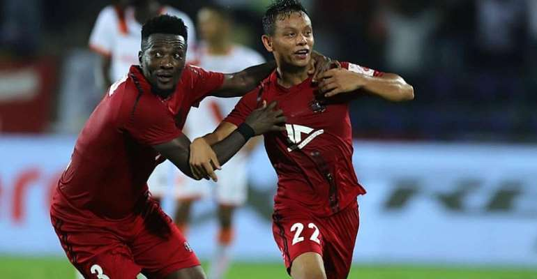 Asamoah Gyan Target Creating A Legacy At Indian Super League