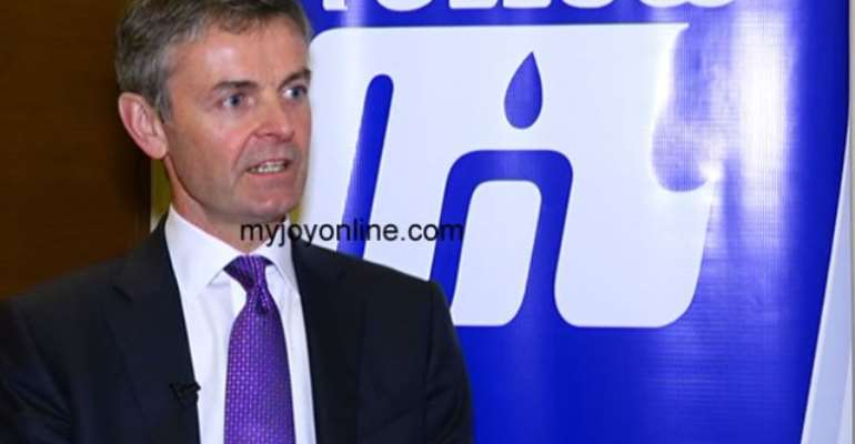 Tullow Oil CEO Resigns