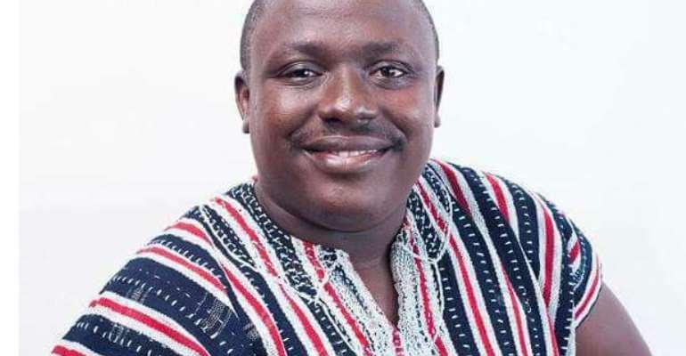 The late Mark Yaw Ofori