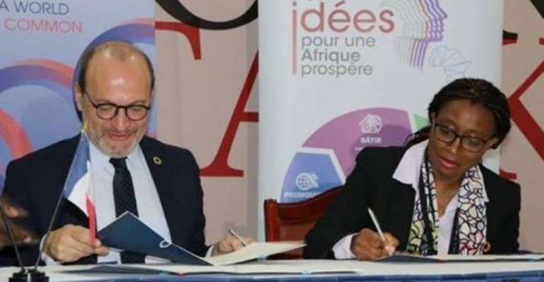 French Development Agency And Economic Commission For Africa Sign MoU