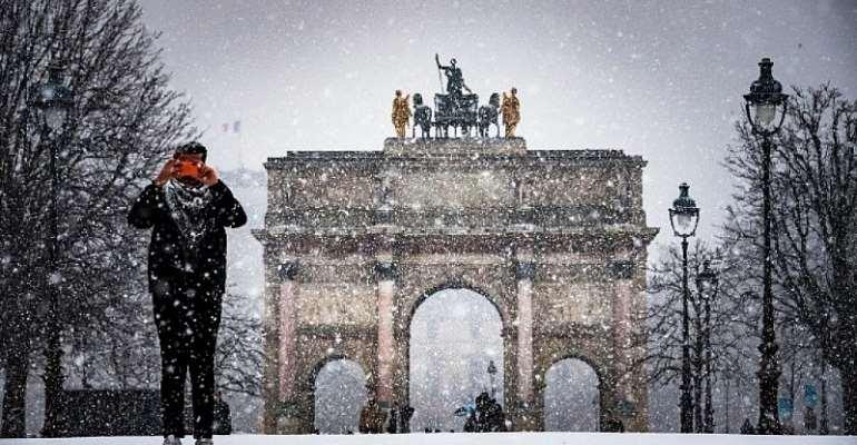AFP/Lionel Bonventure