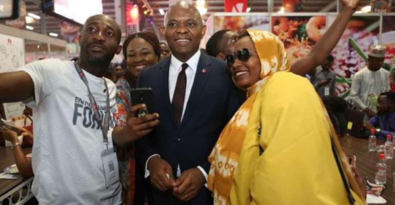 Tony Elumelu Dedicates Philanthropist Of The Year Award To Young Entrepreneurs