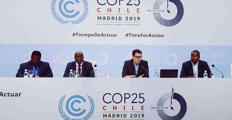COP25: Why Africa is negotiating finance for loss and damage