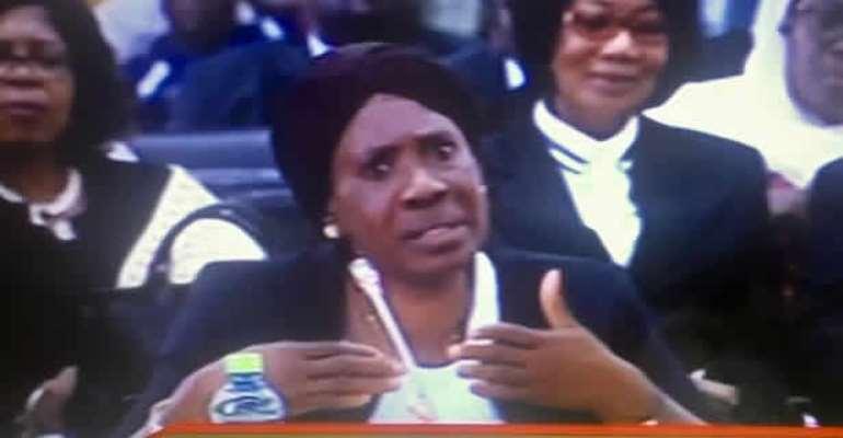Justice Mariama Owusu