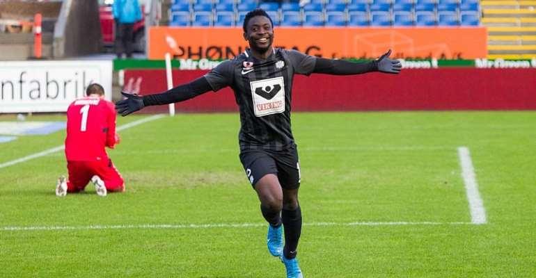 Dauda Mohammed Excel For Esbjerg In Narrow Defeat At SønderjyskE