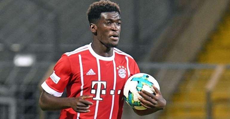 Okyere Wriedt's Brace Not Enough As Duisburg Beat Bayern Munich II