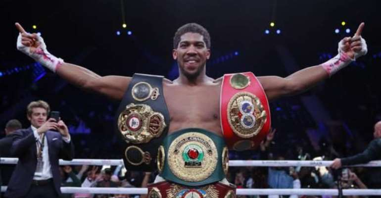 Analysis: How Anthony Joshua Masterminded His Redemption In Saudi Arabia