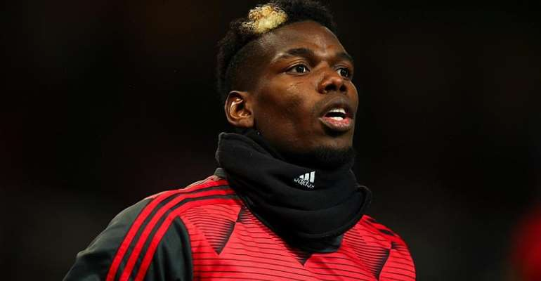 Paul Pogba 'Desperate' To Play, Says Solskjaer