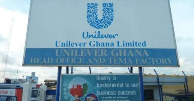 Unilever Ghana Lost GHS141 million In 2019