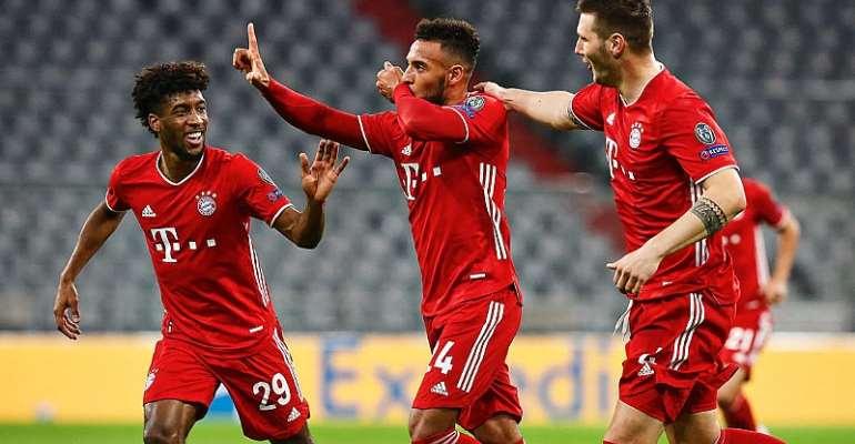 UCL: Holders Bayern Munich go through group stage unbeaten