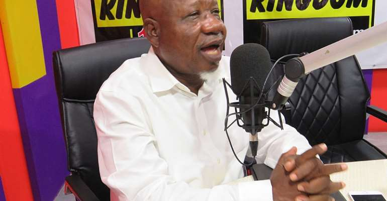 I Will Participate When New Voter's Register Opens--Allotey Jacobs