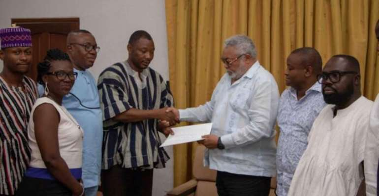 Rawlings Petitioned Over Voters Register