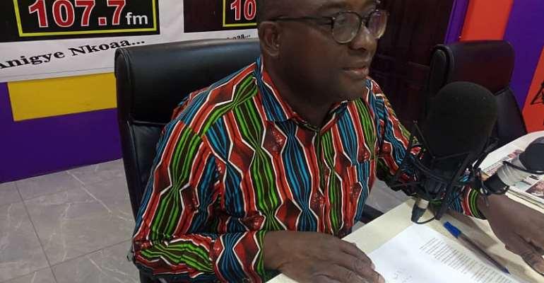 NDC Lack Ideas, Unfit To Rule Ghana Again — Buaben Asamoa