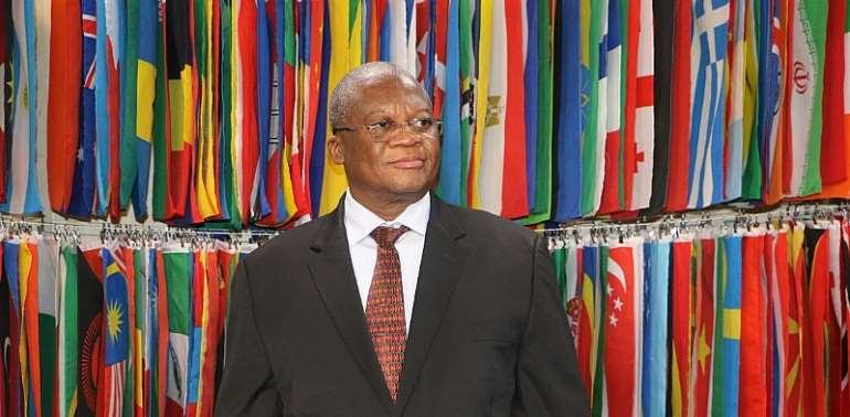 Address Development Issues In The Lake Chad Basin: Ambassador Mamman Nuhu