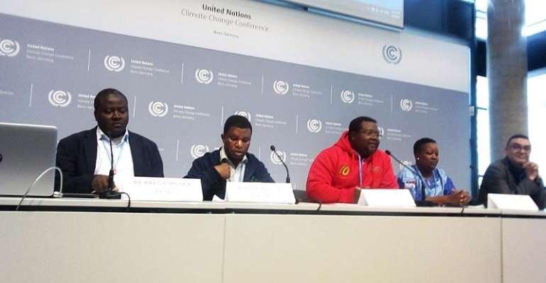 PACJA speaks on Racial Discrimination Against Ugandan Climate Activist Venessa