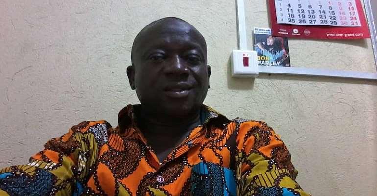 Mr,Musah Abubakari