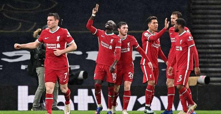 EPL: Juergen Klopp pat for Liverpool