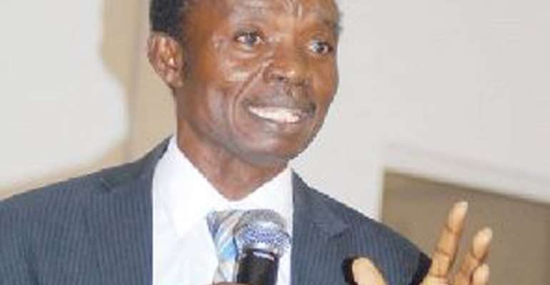 Dr George Amofa