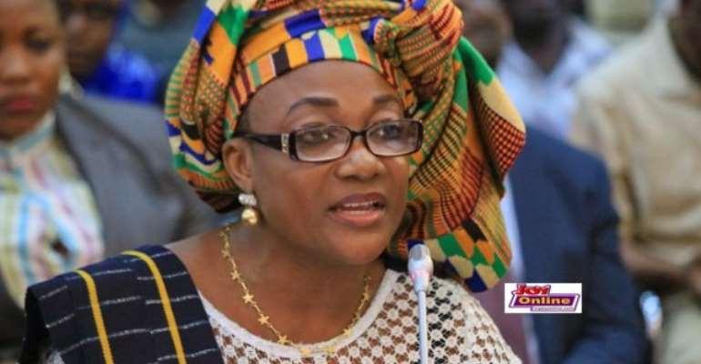 I did not support Agyapong sex-for-job claim against EC boss - Otiko Djaba