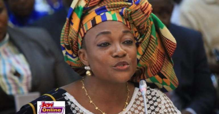"""""""Babies with sharp teeth"""" should be a thing of the past – Otiko Djaba jabs"""