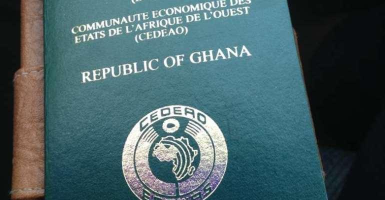 Ghana Passport Application Fees Increased
