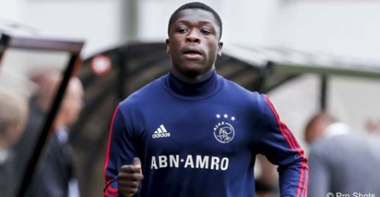 Real Madrid In Talks With Ajax To Sign Dutch-Born Ghanaian Striker Brian Brobbey
