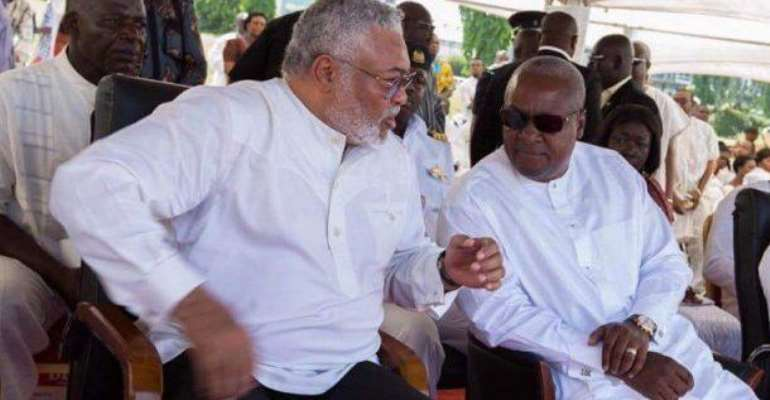 """Ghanaians To Hold """"Two Johns"""" Accountable For Election-Related Violence"""