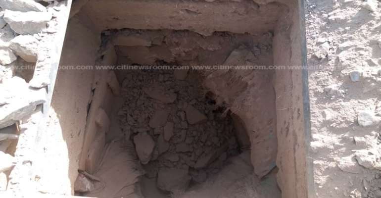 B/A: Two Miners Killed In Galamsey Pit