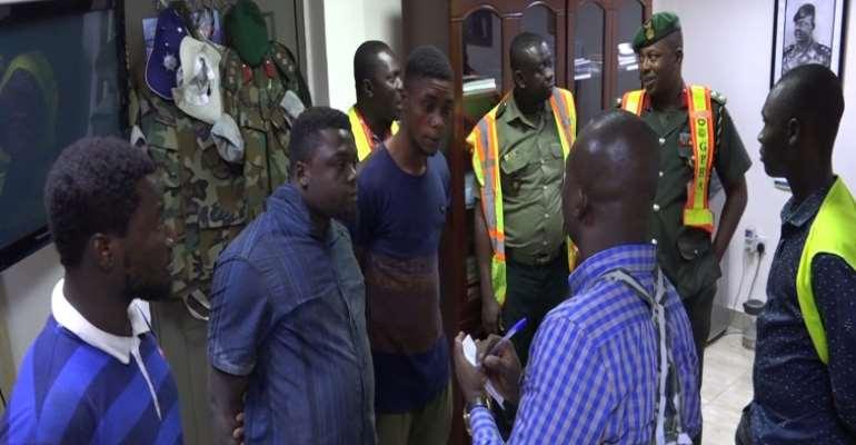 Three Nigerian Stowaways Disembarked, To Be Repatriated