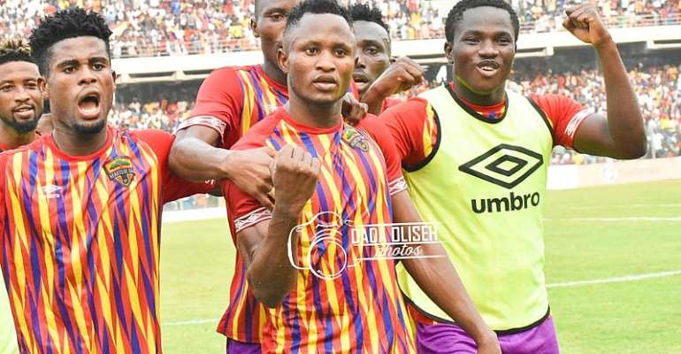 Good News For Hearts Of Oak As Joseph Esso Recovers From Head Injury