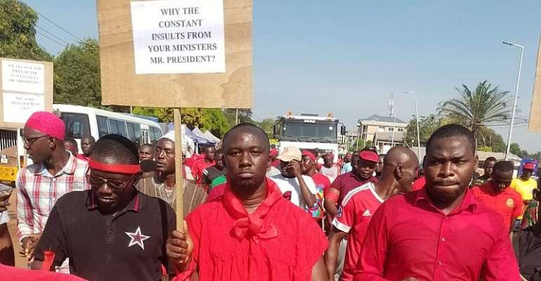 Regional Minister Given 48 Hour Ultimatum To Release Parked Ambulances