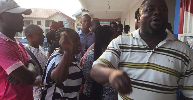 Deep Political Cracks Manifesting In Dome-Kwabenya NPP