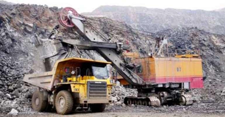 Mining Corruption in Ethiopia