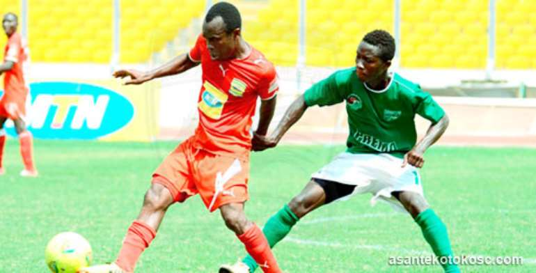 Revered Asanate Kotoko midfielder Stephen Oduro finally confirms his retirement