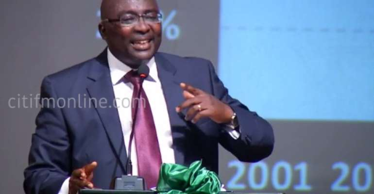 Bawumia shocked Veep's official residence cost Ghana $13.9m