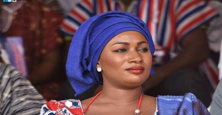 Mrs. Samira Bawumia