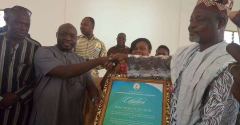 Health Facilities In Asokore Mampong Gets Facelift