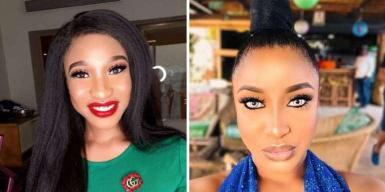 Nollywood actress, Tonto Dikeh Exposes Fake Celebrities