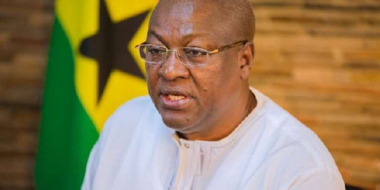 It's Senseless Giving Opportunities To Only Party Members – Mahama