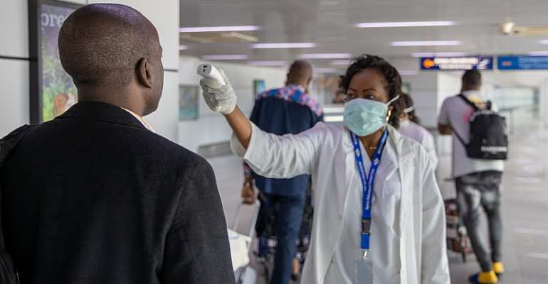 Republic Of Congo Airport