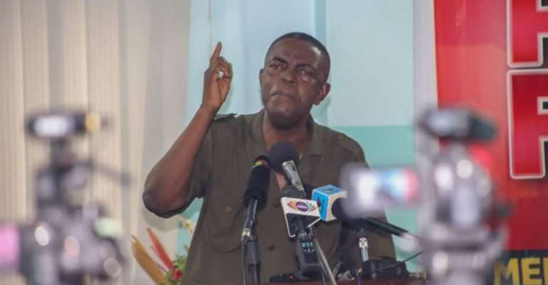 AWW Violence: Kwesi Pratt Blast Police Service For Boycotting Commemoration