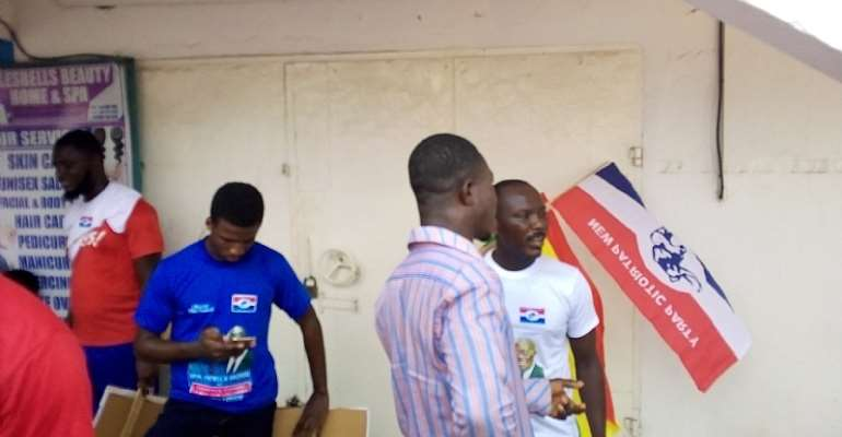 NPP Primaries: Polling Station Organizer Calls For Open Contest In Weija-Gbawe