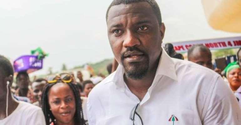 AWW Violence: John Dumelo Blasts NPP For Not Attending Commemoration