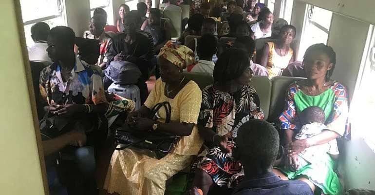 Free Train Rides From Takoradi To Tarkwa Extended