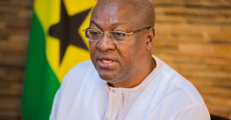 Level 100 Students Can Do What The 'Needless' Cedi Investigative Committee Is Doing – Mahama
